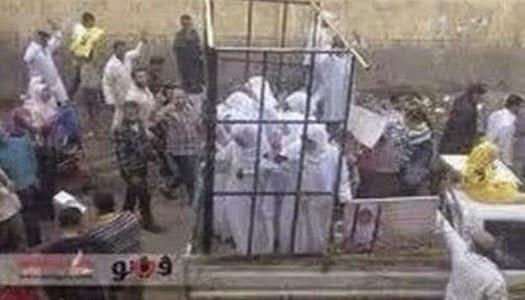 Mujeres esclavas del Estado Islámico en Irak
