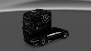 Scania RJL Dreamliner Skin