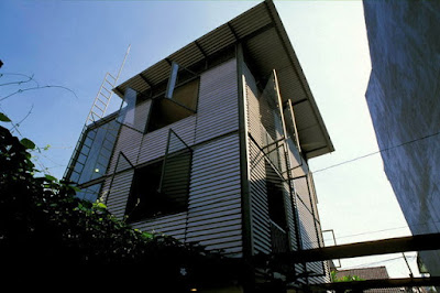 Steel House sugiharto