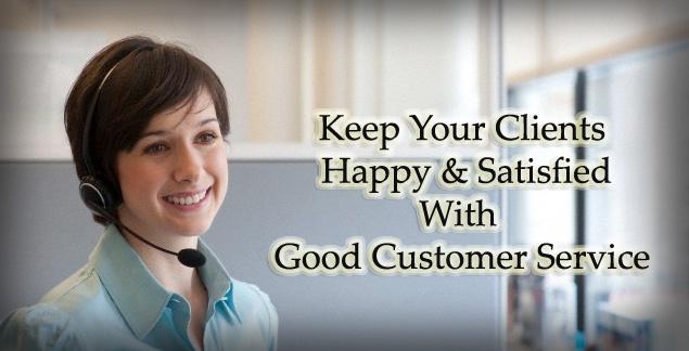 Customer Service Yang Baik