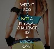 weight loss physical challenge mental fat burning fit