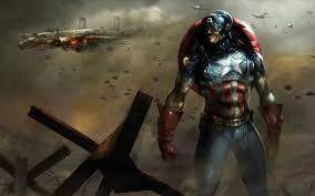 لعبة البطل Captain America