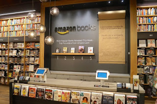 Amazon Begins to Reinvent the Bookstore … Again