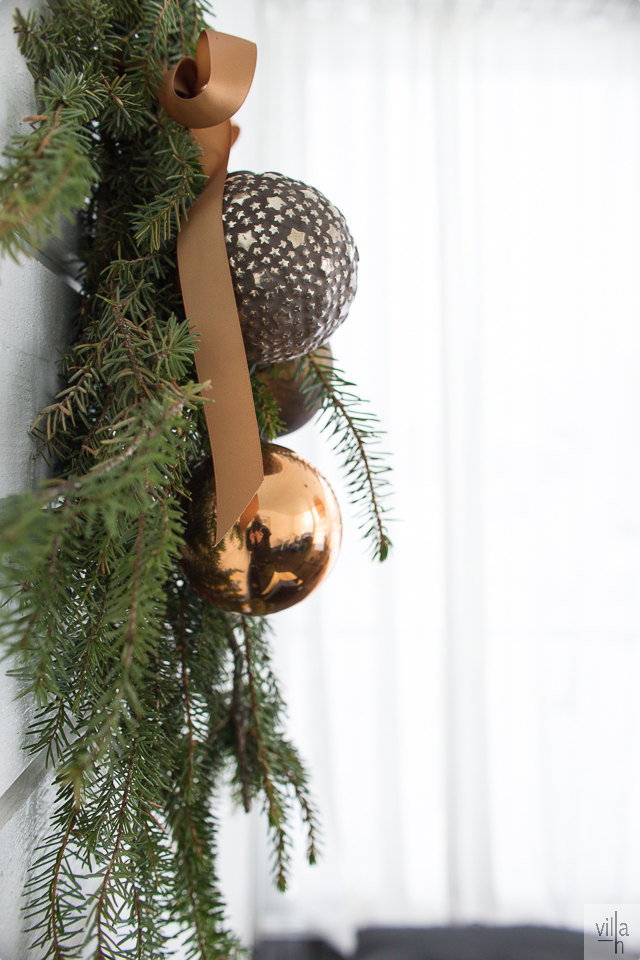 diy, jouluaskartelu, interior, villa h, terassi