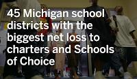 'School choice' shakes up Michigan