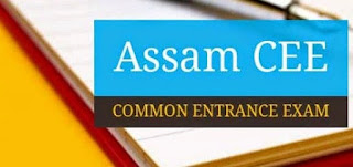 Assam CEE Syllabus