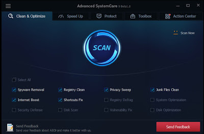 Advanced SystemCare Ultimate 9.1 Full Version 2016