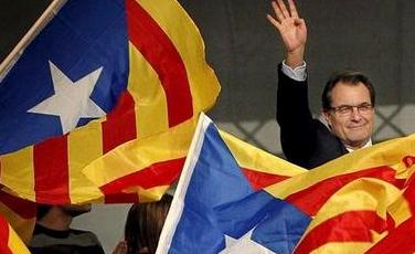 Artur Mas , estelada, procés, república, adeu pringats