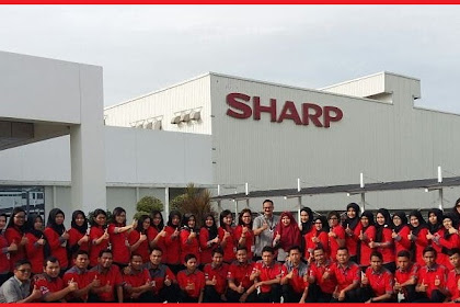 Lowngan Kerja Terbaru PT Sharp Electronics Indonesia