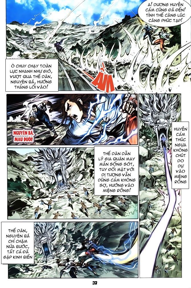 Đại Đường Uy Long chapter 50 trang 32