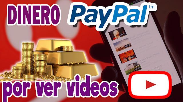 Ganar dinero por ver videos de Youtube con Skylom