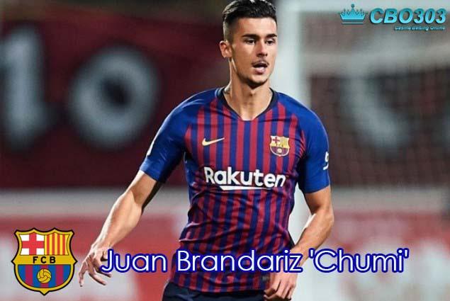 Juan Brandariz 'Chumi', Pemain Muda Yang Bisa Buat Barcelona Didiskualifikasi