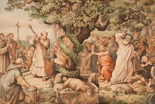 El origen pagano de la Semana Santa