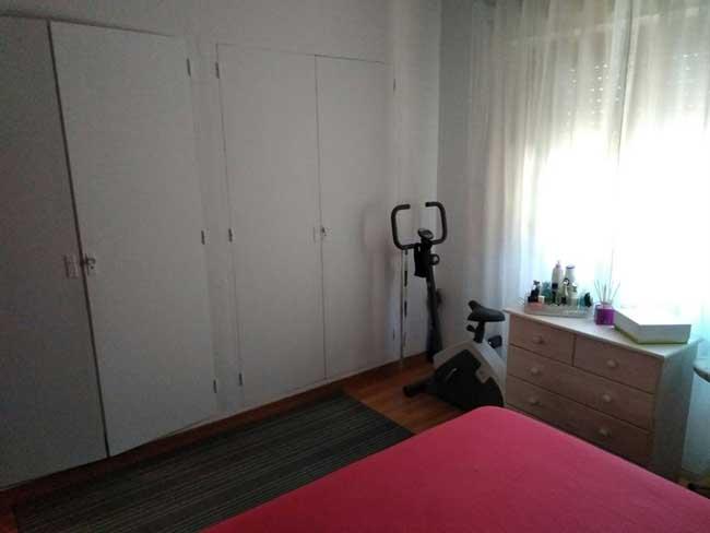 piso en venta calle columbretes castellon habitacion