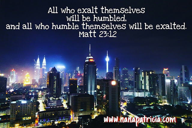 KL city view humble quotes