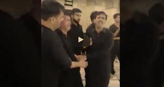 [Video] Ritual Syiah Memukul Kepala Nya Sendiri Sungguh Aneh