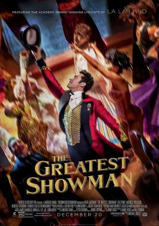 The Greatest Showman 2017 BRRip 1080p Hindi English Dual Audio