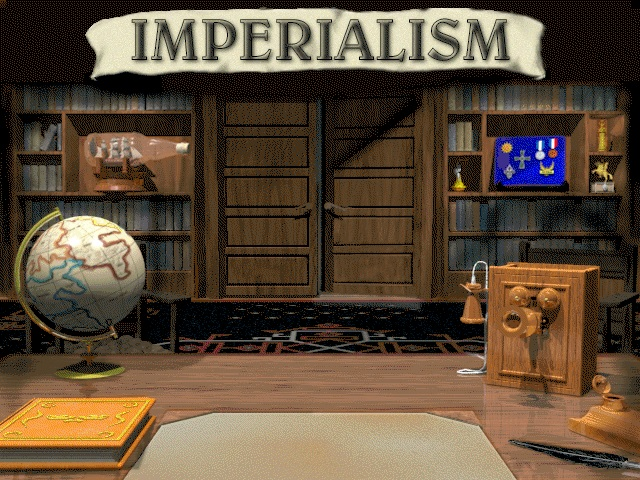 Screenshot from Imperialism