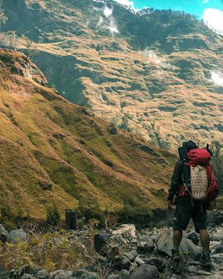 Gunung Rinjani, Serunya Meneropong Lombok dari Ketinggian