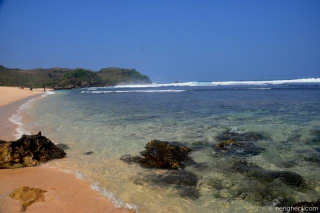 1 Hari 2 Pantai: Trip Hemat Pantai Tambakrejo dan Gondo Mayit di Blitar Selatan (Part 1)