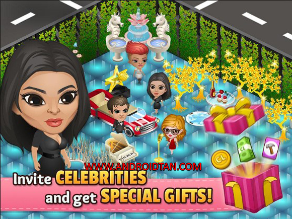 Cafeland World Kitchen Mod Apk Unlimited Money
