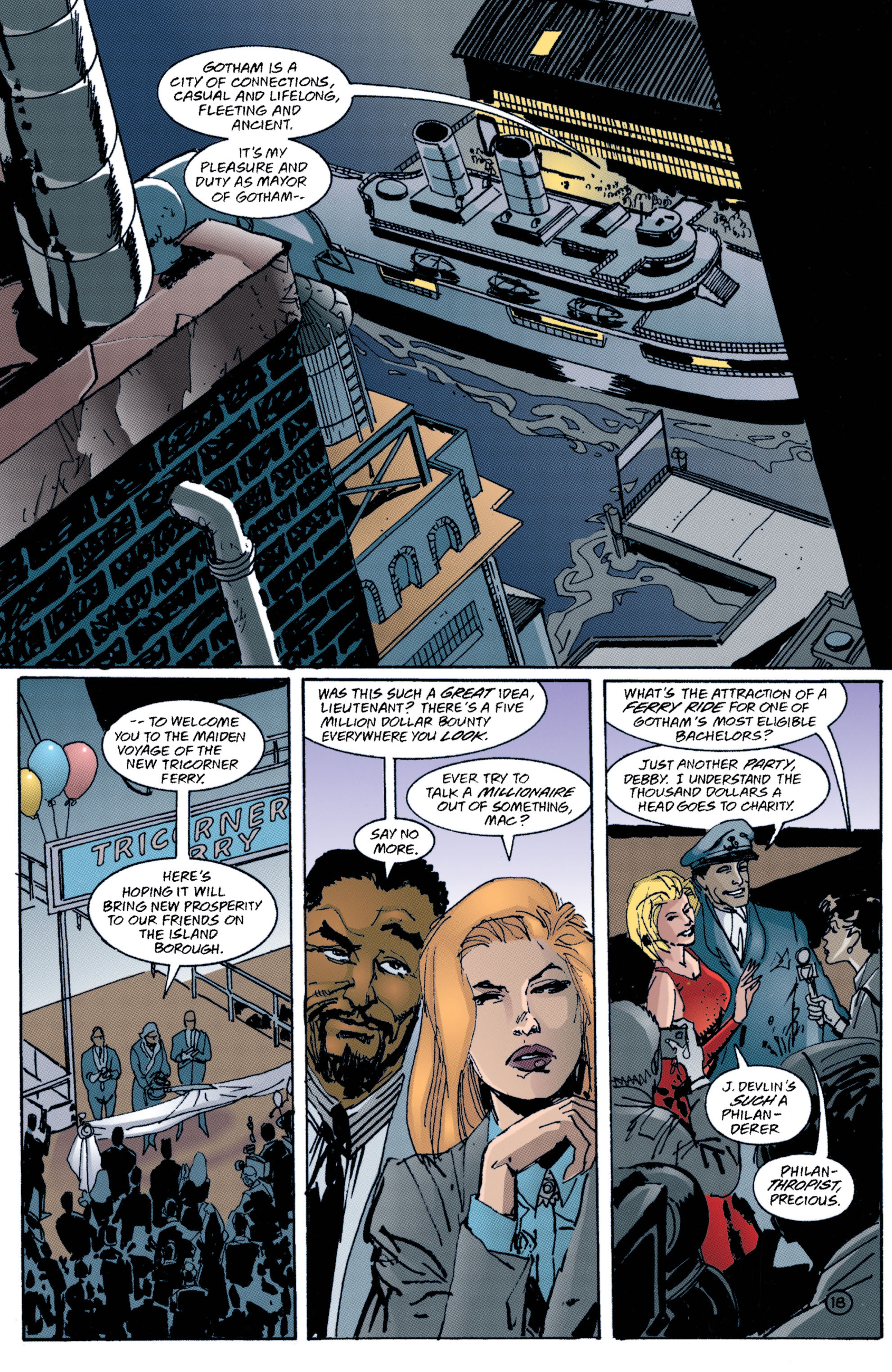 Detective Comics (1937) 709 Page 17