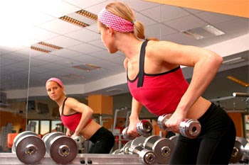 How to Lose Weight by training your body