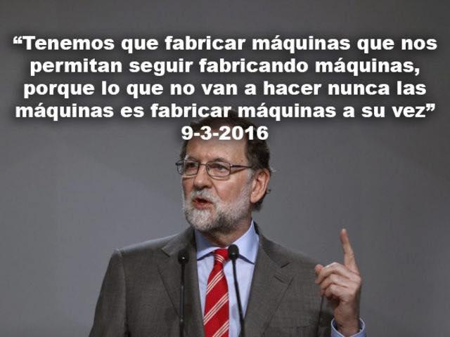 Listas De Tops Recopilación De Las Mejores Frases De Rajoy