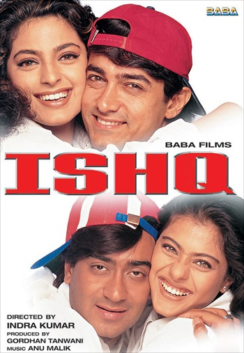 Ishq 1997 Hindi Movie Download