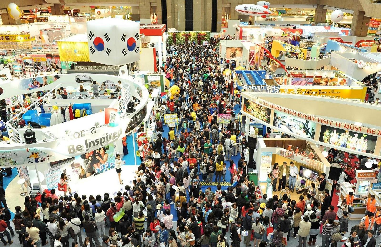 旅遊研究所: ITF臺北國際旅展 線上旅展10月22日搶先曝光!!