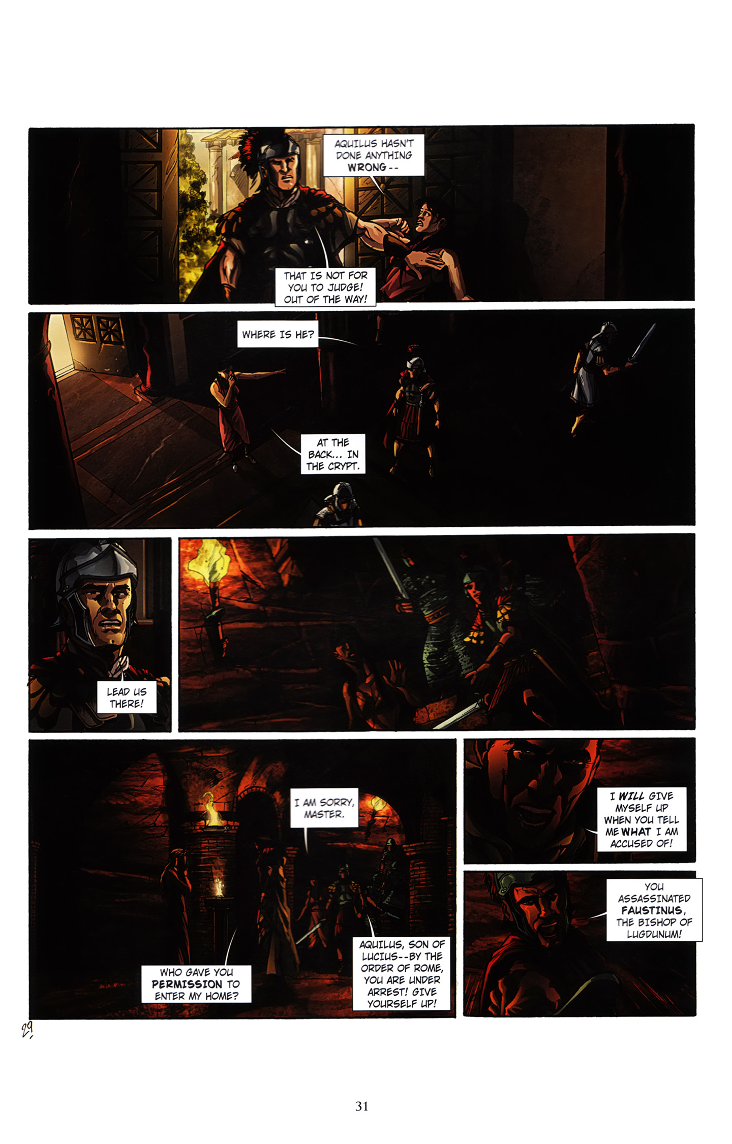 Read online Assassin's Creed (2012) comic -  Issue #3 - 35