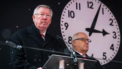 Pendarahan Otak, Sir Alex Ferguson Dilarikan ke Rumah Sakit