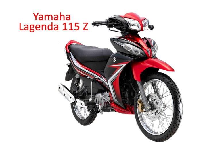 Tropicana Motorworld: Yamaha Lagenda 115Z