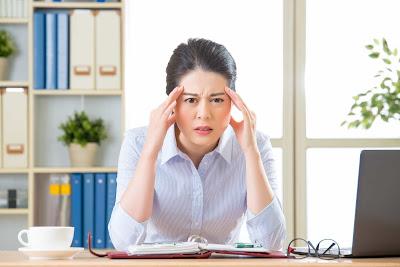 Nhân viên văn phòng có tỷ lệ bị rối loạn tiền đình cao