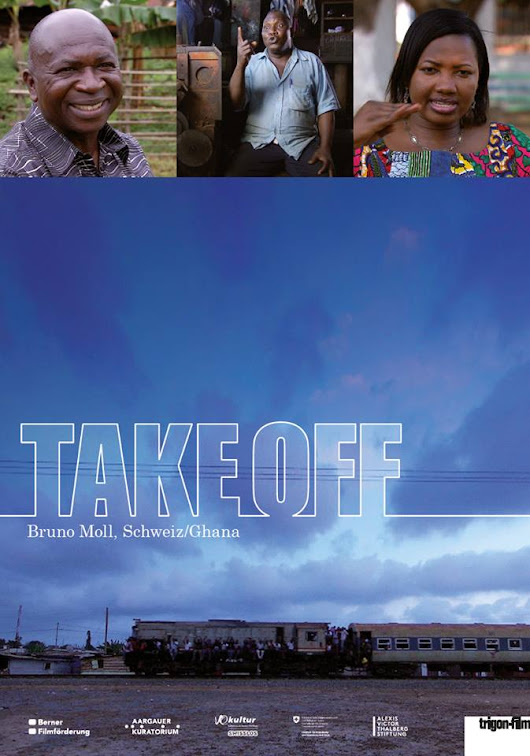 Take Off, un documentaire au Ghana par Bruno Moll