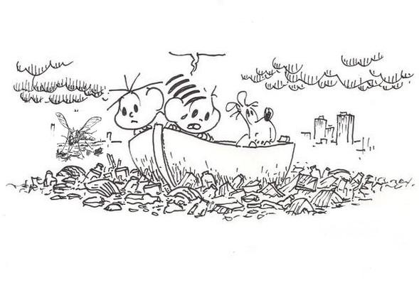 atividades e desenhos sobre a poluição para colorir desenhos para