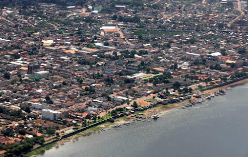 vista aérea Altamira Pará