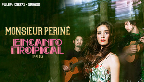 Concierto de MONSIEUR PERINÉ | Encanto Tropical Tour 2018