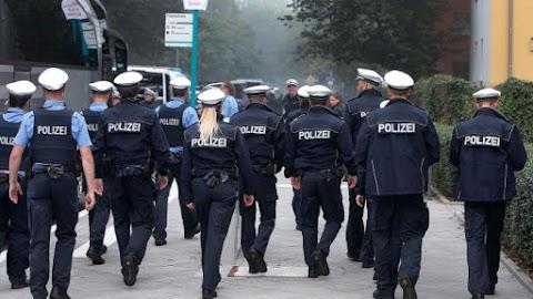 Összehangolt rajtaütések kezdődtek több európai országban a calabriai maffia ellen