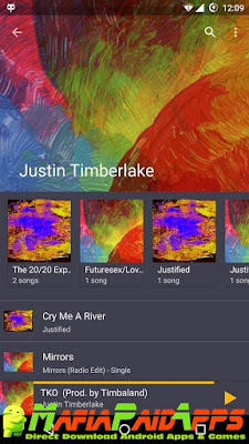 Timber Music Player Apk MafiaPaidApps