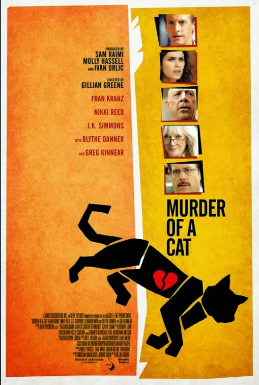The Cleveland Movie Blog: Murder of a Cat (opens in