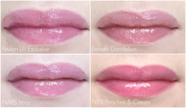 Spring Lip Gloss Revlon Benefit NARS NYX