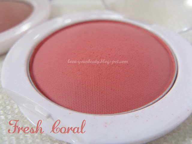 Maybelline Cheeky Glow Fresh Coral