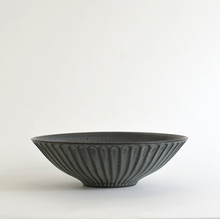 Contemporary Japanese pottery by Koji Kitaoka on Etsy