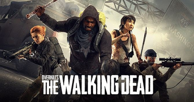 Play The walking dead, a free online game on Kongregate