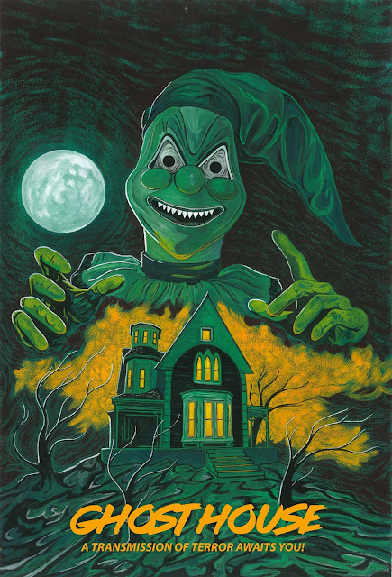 Ghosthouse Poster