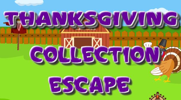 Escapegames2 Thanksgiving…