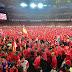 6,000 Ahli UMNO Terengganu Ke Bukit Jalil