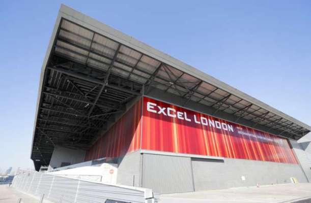 ExCel exhibition centre in London