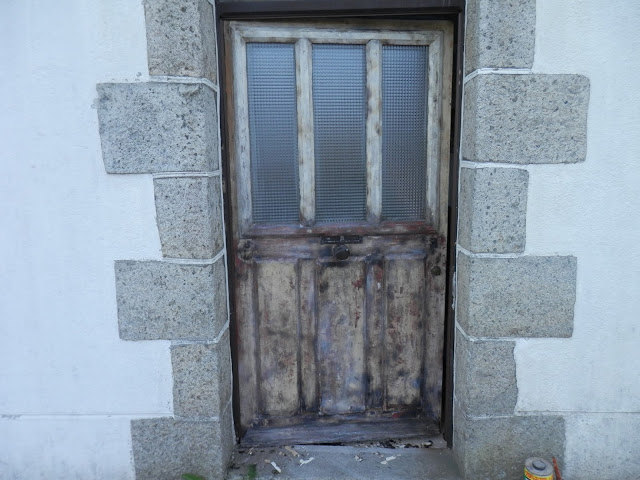 how to restore an old wooden front door
